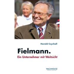 Fielmann als Buch von Harald Czycholl