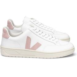 Veja - V12 Leather Extra White Babe - Sneakers - Größe: 38