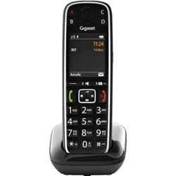 Gigaset E720 DECT, GAP, Bluetooth® Schnurloses Telefon analog Babyphone, Bluetooth, inkl. Mobilteil
