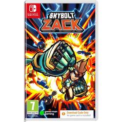 Skybolt Zack - Switch-KEY [EU Version]