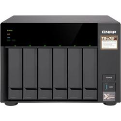 QNAP TS-673-8G (0TB), Netzwerkspeicher (NAS)