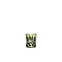 RIEDEL Glas Tumbler-Glas Laudon Grün, Kristallglas grün