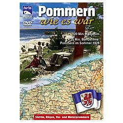 Pommern - wie es war... - DVD  Filme