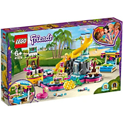 LEGO Friends Andrea's Pool Party Baukasten 41374 Bauset 6+ Jahre