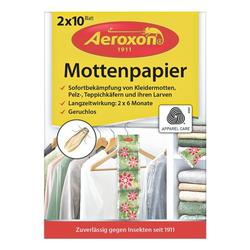 Mottenpapier, Aeroxon