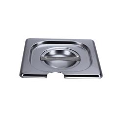 BigDean Thermobehälter Deckel Gastronormbehälter 1/6 GN Behälter, Edelstahl, (1-tlg)