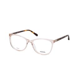 Fossil FOS 7071 2T3, inkl. Gläser, Cat Eye Brille, Damen