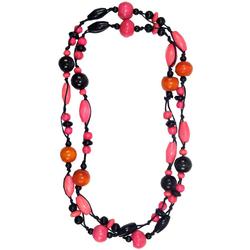 Guru-Shop Perlenkette Modeschmuck, Boho Perlenkette - Modell 8