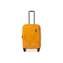 EPIC Trolley Crate EX Solids 4-Rollen-Trolley M 66 cm erw., 4 Rollen orange