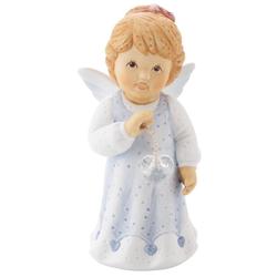 Goebel Engelfigur Du bist wundervoll so wie Du bist, mit Kristallherz