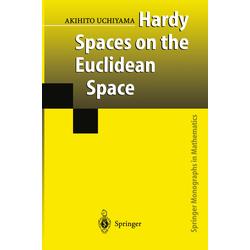 Hardy Spaces on the Euclidean Space als Buch von Akihito Uchiyama