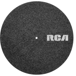 RCA Filz Plattentellerauflage