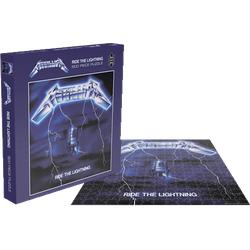 PLASTIC HEAD Metallica - Ride The Lightning (500 Piece Puzzle) Puzzle