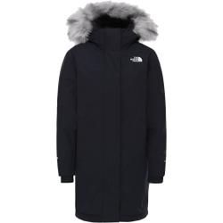 The North Face - W Arktis Parka Tnf Black - Jacken - Größe: XL