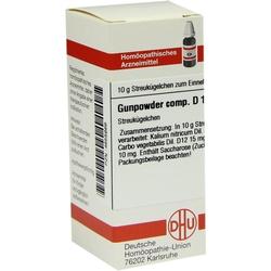 Gunpowder comp. D12