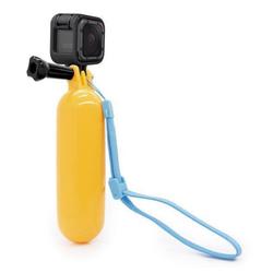 MyGadget Schwimmender Action Cam Handler Stick z.B. GoPro Selfiestick