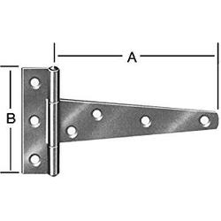 T-Band gerollt 150x72mm