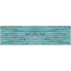 Küchenrückwand - Spritzschutz profix, Ernest Holz, 220x60 cm blau