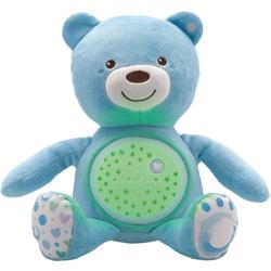Chicco Nachtlicht Baby Baer, blau blau