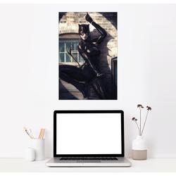 Posterlounge Wandbild, Catwoman 20 cm x 30 cm