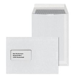 ÖKI Versandtaschen DIN C5 mit Fenster weiß 500 St.