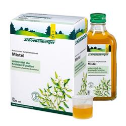 MISTEL SAFT Schoenenberger Heilpflanzensäfte 3X200 ml