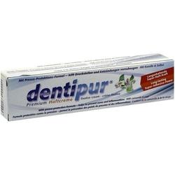 DENTIPUR Premium Haftcreme Kamille 40 g