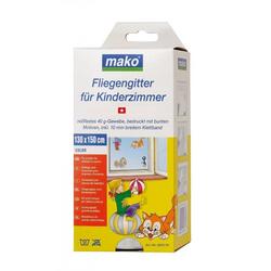 Kinderzimmer Fliegengitter mit farbigen Motiven - Fliegengitter Insektenschutz