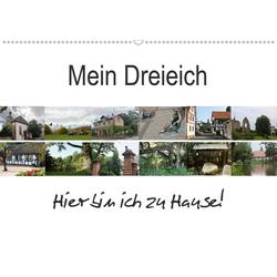 Mein Dreieich (Wandkalender 2021 DIN A2 quer)