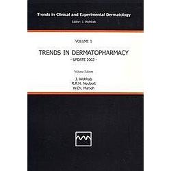 Trends in Dermatopharmacy - Buch