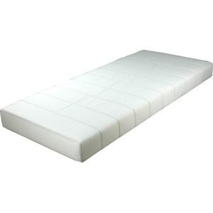 Breckle Matratze, 90x190 cm, beige, Federkernmatratze