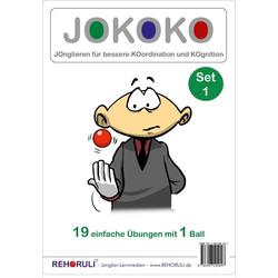 JOKOKO-Set 1 (DIN A5 Karten)