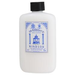 D.R. Harris Windsor Aftershave Milk Plastic Bottle