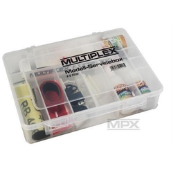 Multiplex RC Modell Service Box für alle Schaumflieger / Schaumwaffeln / 85500