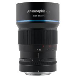 SIRUI 50mm 1:1.8 Anamorphic 1.33x für Sony E