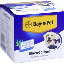 BAY O PET Ohrreiniger f.kleine Hunde/Katzen 50 ml