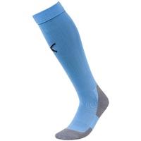 Puma LIGA Socks TrainingssockenCore Silver Lake Blue-Puma White...