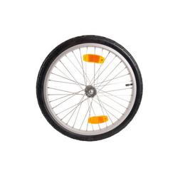 Ersatzrad für Doggy Liner Hunde Fahrradanhänger, Ersatzrad mit Reflektor