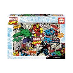 Educa Puzzle Puzzle Marvel Comics, 1.000 Teile, Puzzleteile