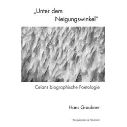 Unter dem Neigungswinkel als Buch von Hans Graubner