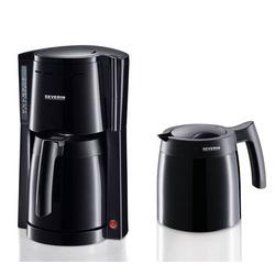 Severin KA 9234 Kaffeemaschine Schwarz Fassungsvermögen Tassen=8