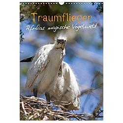 Traumflieger - Afrikas magische Vogelwelt (Wandkalender 2021 DIN A3 hoch) - Kalender