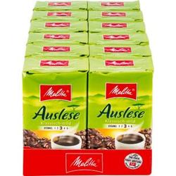 Melitta Auslese mild 500 g, 12er Pack