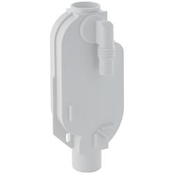 Geberit Siphonkörper zu Wandeinbausiphon 862173111 für Waschmaschine, weiß