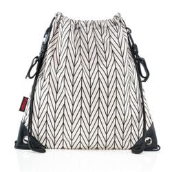 reer Clip&Go Bag Kinderwagen-Einkaufsbeutel, Kinderwagentasche und zugleich Rucksack mit extra viel Stauraum, 1 Stück