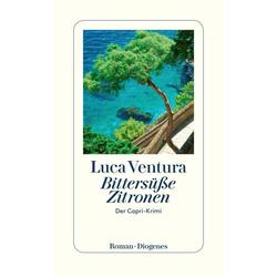 Bittersüße Zitronen: Buch von Luca Ventura