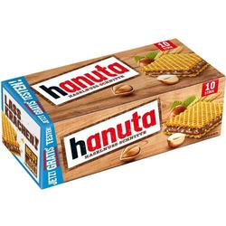 hanuta 10er Inhalt: 220g