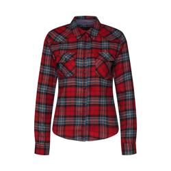 LTB Damen Bluse 'LIWEN' rot, Größe XXL, 4421235