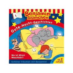 Benjamin Blümchen - Blümchen: Gute Nacht Geschichten 1 (CD)