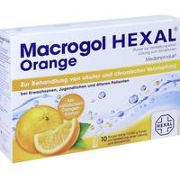 Hexal Macrogol Hexal Orange